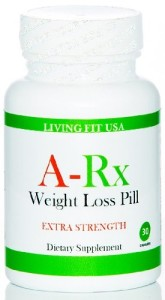 Arx Fast Extra Strength Weight Loss Pills Review