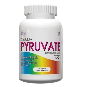 Calcium Pyruvate Fat Burning Formula For Thighs Review