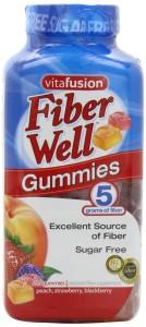 VitaFusion Fiber Well Gummies Review
