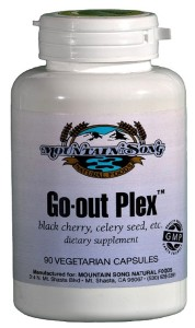 Gout Relief Formula With Black Cherry Fruit Extract Review