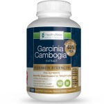 HealthyNow Garcinia Cambogia Extract Maximum Strength Review