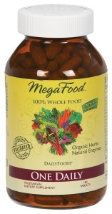Megafood One Daily Whole Food Vitamin Review