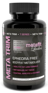 Meta Trim Metafit Ladies Weight Loss Pills Review