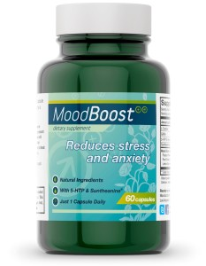 Mood Boost Natural Stress and Anxiety Relief Review