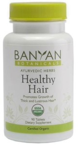 Banyan Botanicals Healthy Hair Certified Organic Review