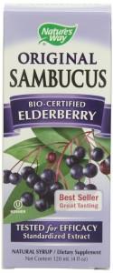 Nature's Way Sambucus Immune Syrup Review