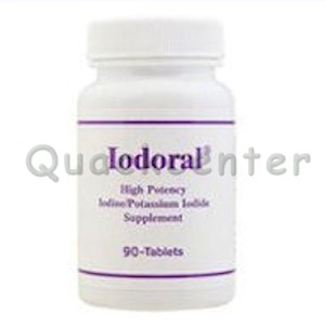Iodoral High Potency Iodine/Potassium Iodide Supplement Review