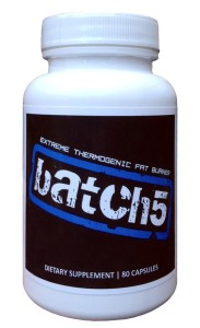 Batch5 Extreme Thermogenic Fat Burner Weight Loss Dietary Supplement Review