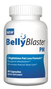 Belly Blaster PM Night Time Weight Loss Pill Review