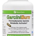 NexGen GarciniBurn Thermodynamic Metabolic Weight Loss Activator Review
