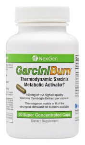 NexGen GarciniBurn Thermodynamic Metabolic Weight Loss Activator Review