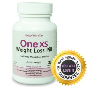 One XS Weight Loss Pills Total-Body Supplement Extra Strength Review