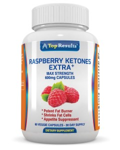 Top Results Max Strength Raspberry Ketones Extra+ Review