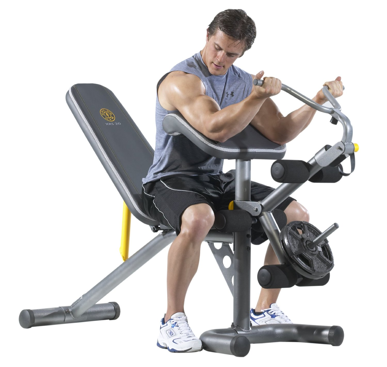 Gold's Gym XRS 20 Olympic Bench Review