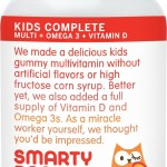 SmartyPants Children's All-in-One Kids Complete Multivitamin Plus Review