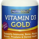 Nutrigold Vitamin D3 5000 IU Review