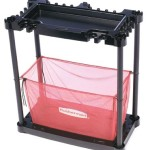 Rubbermaid 5A43 38-by-36-by-18-Inch Sports Gear Storage Station Review