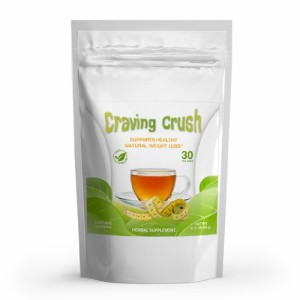 Craving Crush - Weight Loss Tea Review